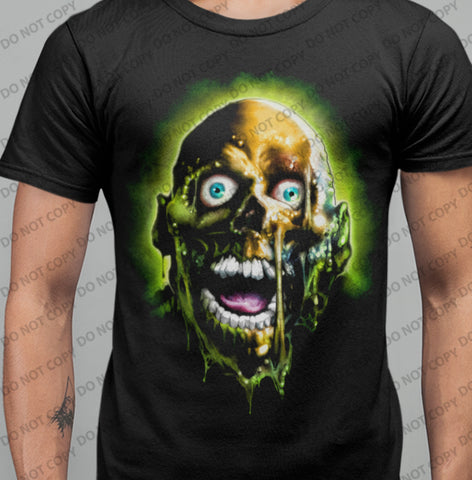 Return of The Living Dead - Tarman T-shirt-Blood Moon Shirts