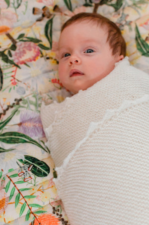 The Harper Baby Blanket
