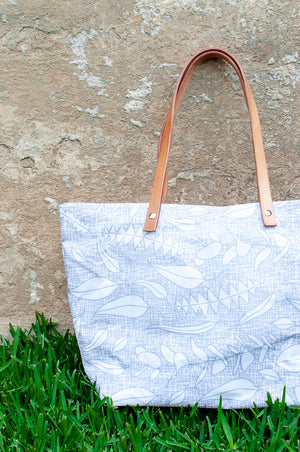 Classic Waxed Canvas Totes