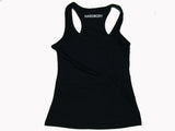 Hardbody Racerback Tank Top - Black