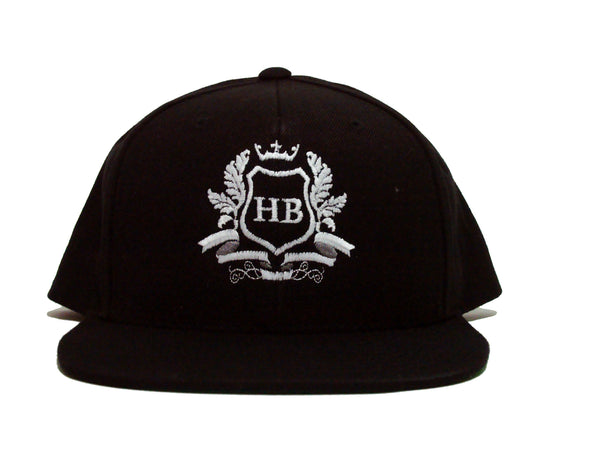 HardBody Signature Snapback - Black/White