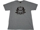 Hardbody Signature Lifestyle Tee - Grey/Black Logo