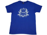 Hardbody Signature Lifestyle Tee - Royal Blue/White Logo