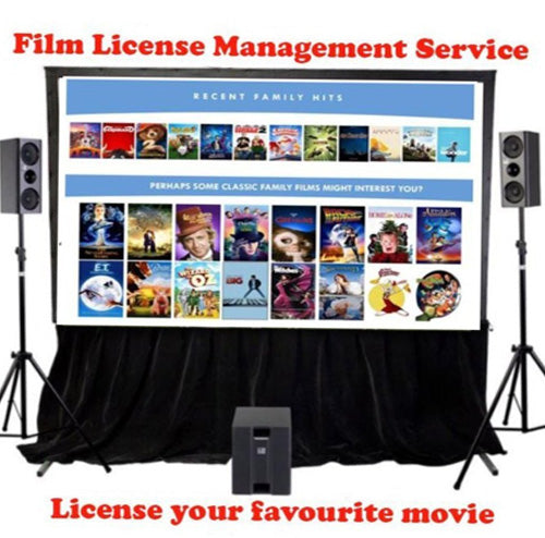 Film License Management Service