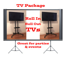 3Princes Outdoor and Indoor Cinema Hire Melbourne TV Hire Package