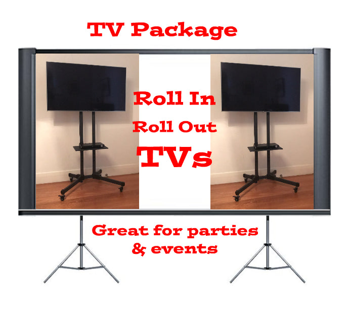 Big TV Movie Package