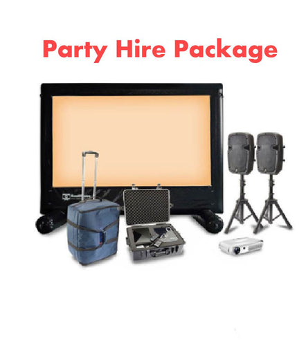 3Princes Outdoor and Indoor Cinema Hire Melbourne Movie Party Hire