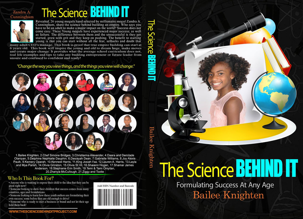 Bailee's Book - The Science Behind It