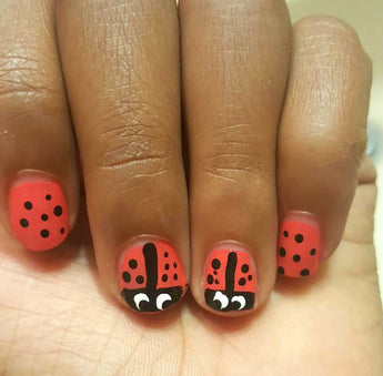 Pink Lady Bug Box
