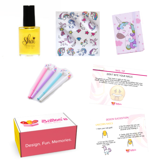 UNICORN Nail Box - NOVEMBER