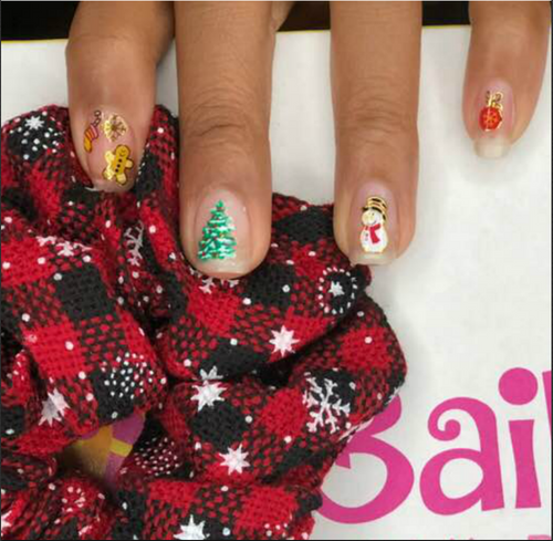 Holiday Deluxe Nail Box