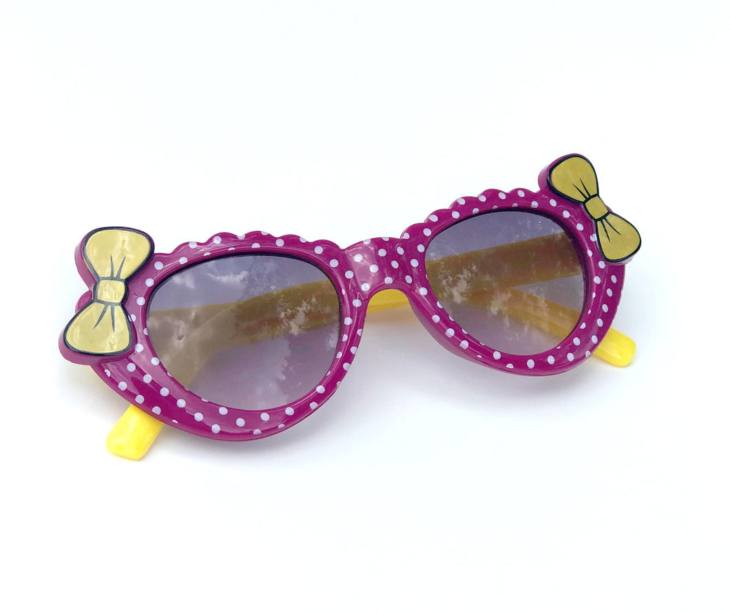 Sunglass (young girls age 3-7)