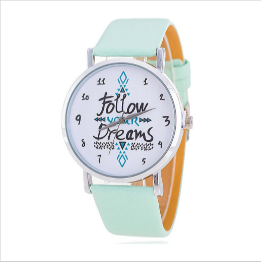 Follow Your Dream Watch