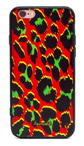 REBEL LEOPARD CASE