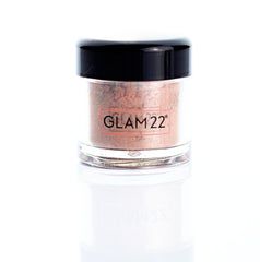 """Glass Slipper"" GLAM22® Loose Glitter Mineral Pigment"