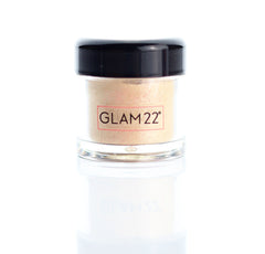 """I Woke Up Like This"" GLAM22® Loose Glitter Mineral Pigment"