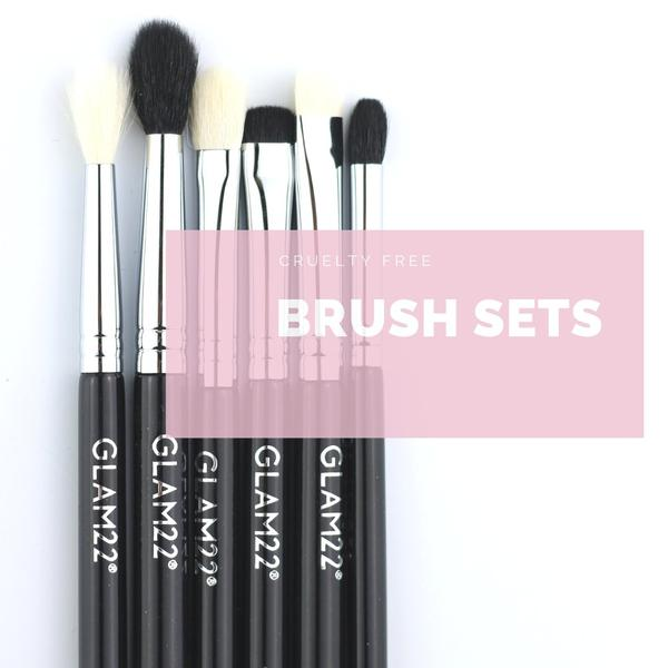 GLAM22 Cosmetics & Brushes