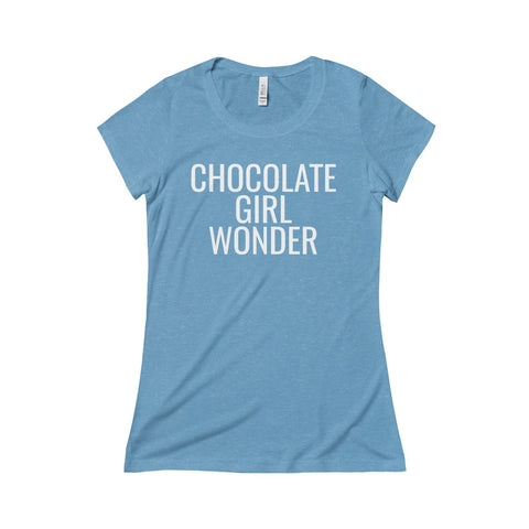 Chocolate Girl Wonder Short Sleeve Tee
