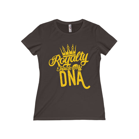 Royalty Inside My DNA Missy Tee