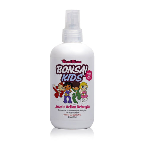 Bonsai Kids Leave in Action Detangler