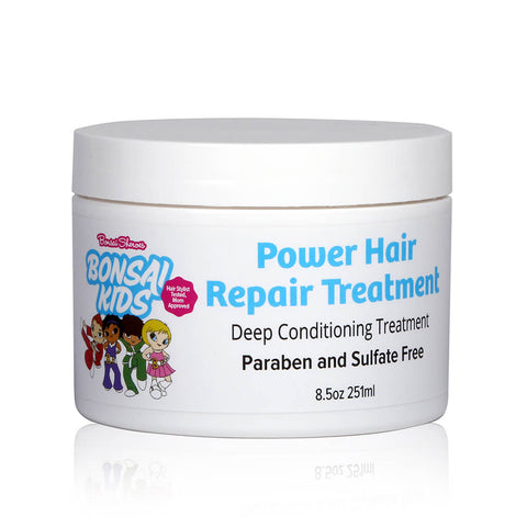 Bonsai Kids Power Hair Repair Treatment 8oz