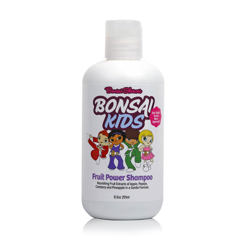 Bonsai Kids Fruit Power Shampoo 8oz