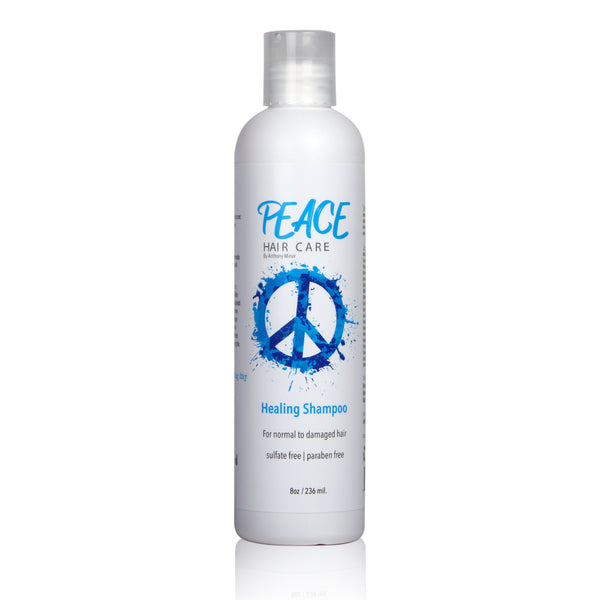 Peace Hair Care Healing Shampoo - Bonsai Kids Hair Care Products