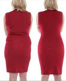 How you can look Slimmer Too ...