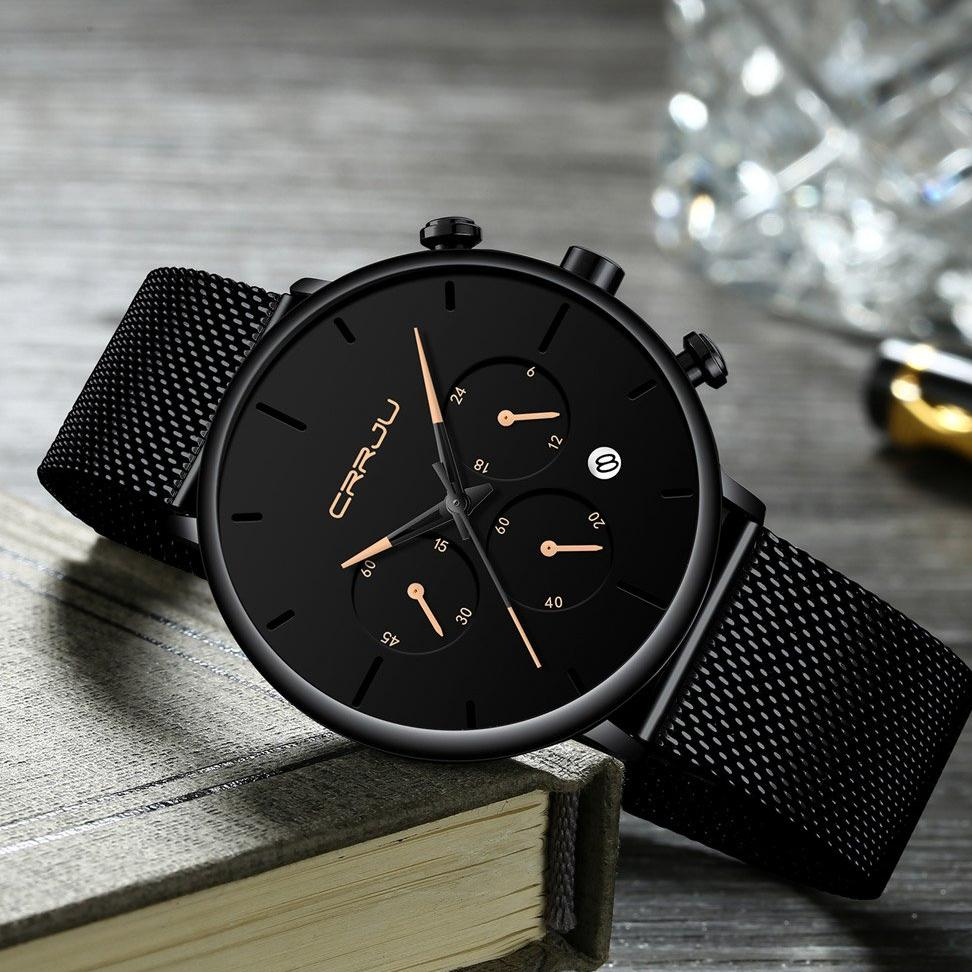 CrrJU™ Men's Chronograph 002