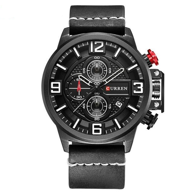 Curren™ Men's Chronograph 010 Grenade