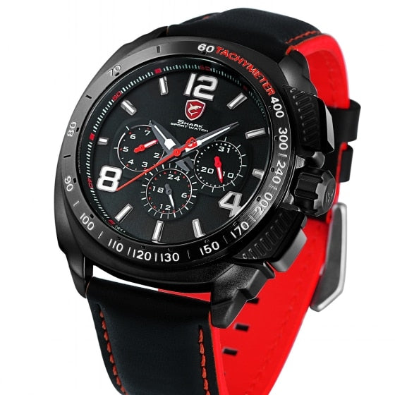 SHARK Sport Watch™ 009 Tiger Shark III
