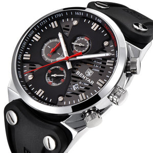 Benyar® Men's Chronograph 005 BB-Pilot