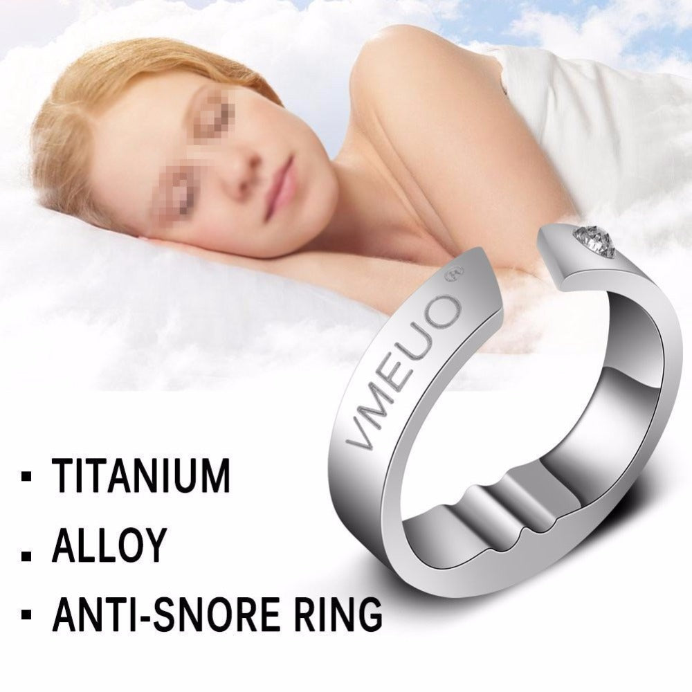 Acu-STOP™ Acupressure Anti-Snoring Ring
