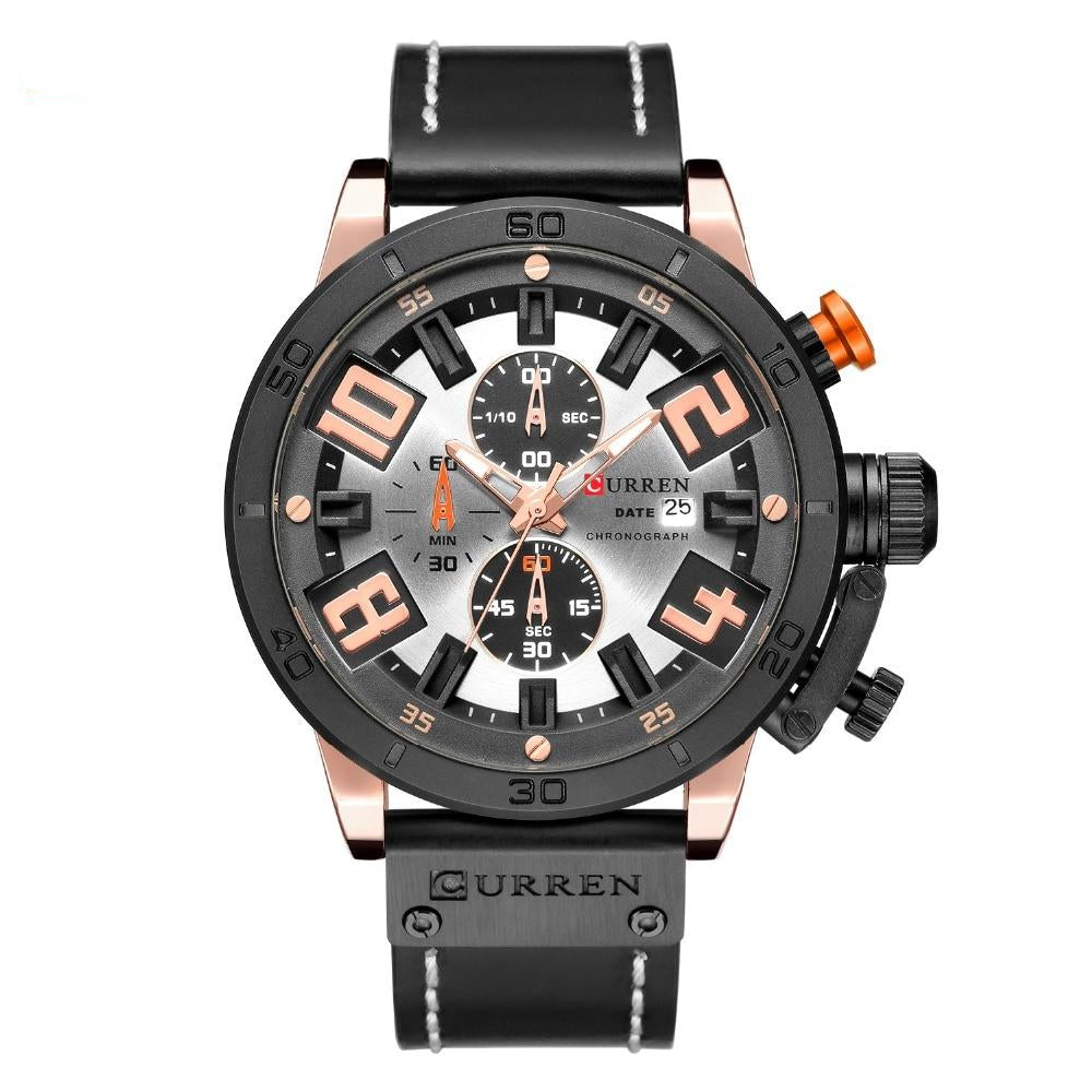 Curren™ Men's Chronograph 006 Bomb-Squad