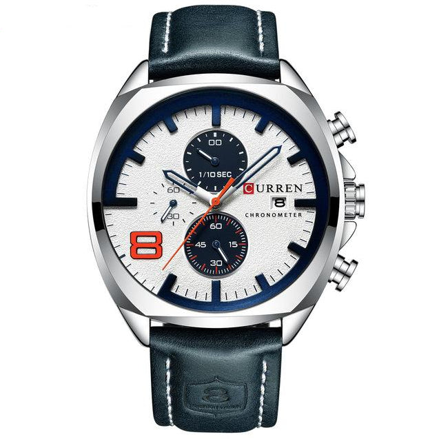 Curren™ Men's Chronograph 004 Retro-Racer