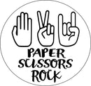 Paper scissors rock clothing
