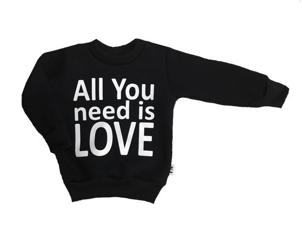 All you need is love crew