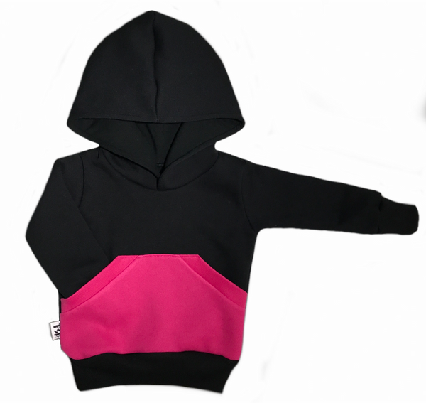 Personalized hoodies (Hot pink)