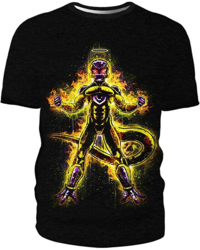 Assassin Frieza - All Over Apparel - Kid Tee / S - www.secrettees.com