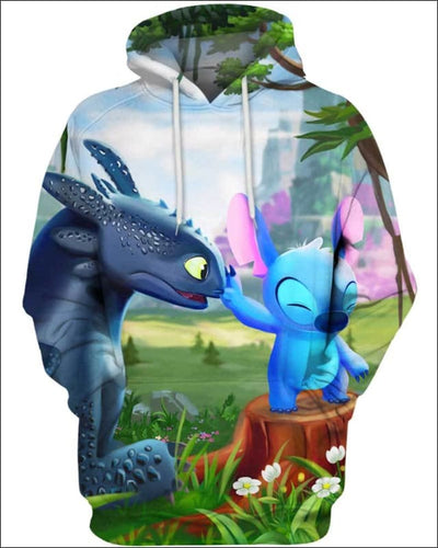Be My Pet - All Over Apparel - Hoodie / S - www.secrettees.com