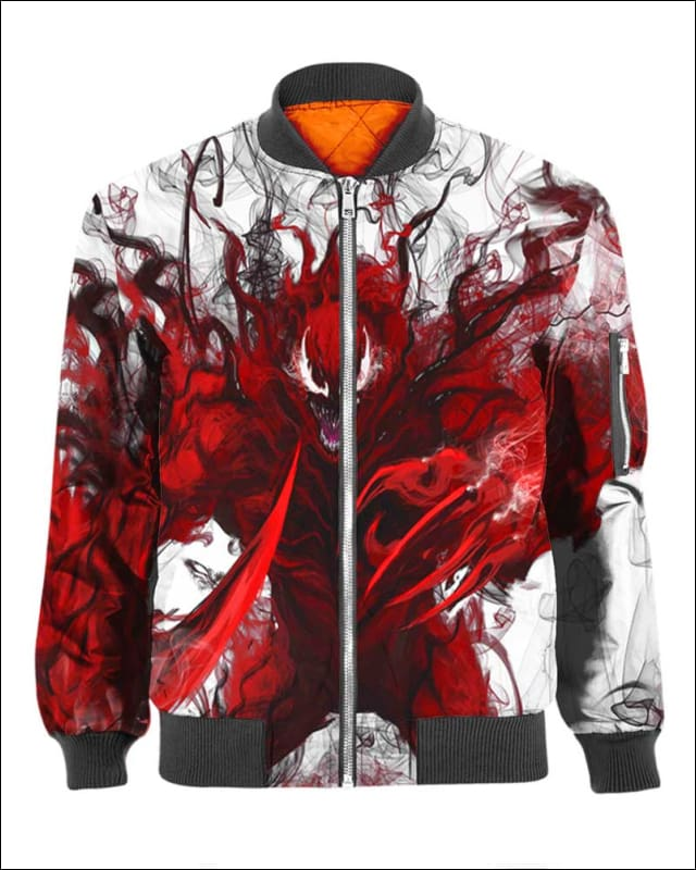 Carnage Art - All Over Apparel - Hoodie / S - www.secrettees.com