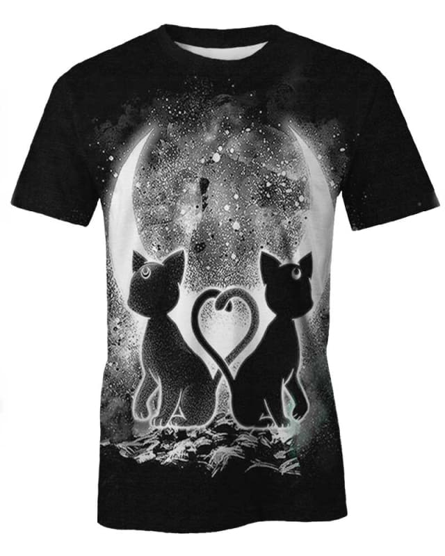 Catmoon - All Over Apparel - Hoodie / S - www.secrettees.com