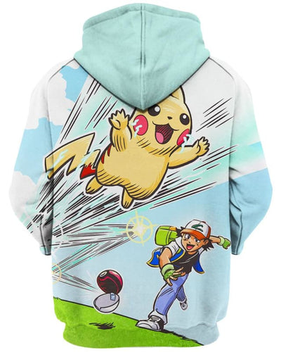 Gotta Catch 'Em All - All Over Apparel - www.secrettees.com