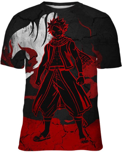 Heroic Dragneel - All Over Apparel - Kid Tee / S - www.secrettees.com