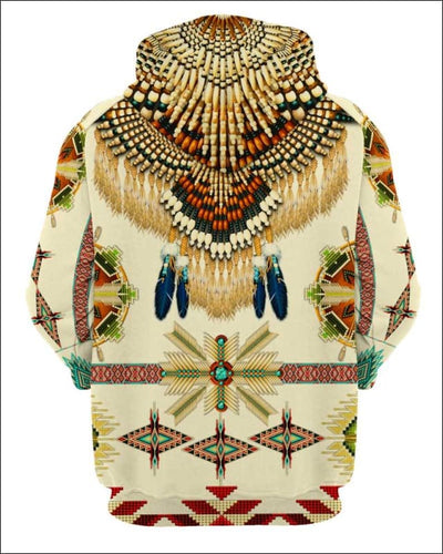 Native Pattern Beautiful - All Over Apparel - www.secrettees.com
