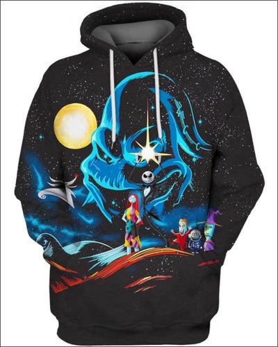 Nightmare Concept GOT - All Over Apparel - Hoodie / S - www.secrettees.com