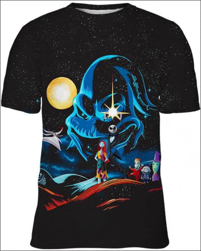 Nightmare Concept GOT - All Over Apparel - Kid Tee / S - www.secrettees.com