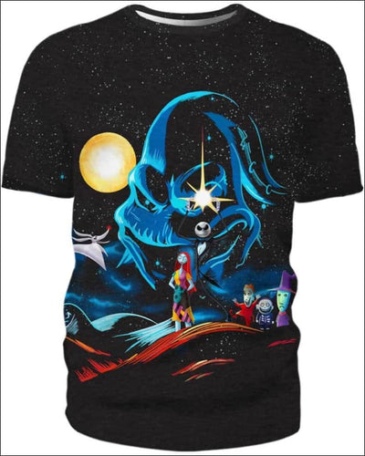 Nightmare Concept GOT - All Over Apparel - T-Shirt / S - www.secrettees.com
