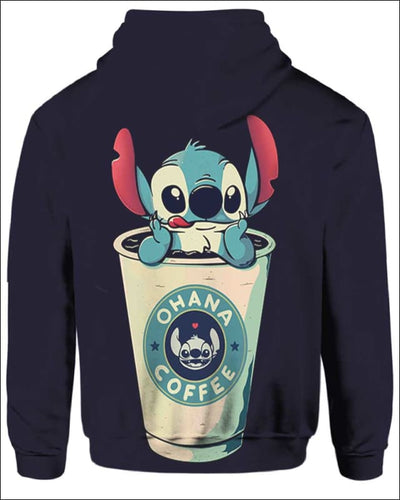 Ohana Coffee - All Over Apparel - www.secrettees.com