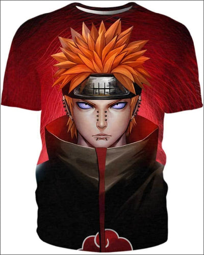 Pain Nagato - All Over Apparel - Kid Tee / S - www.secrettees.com
